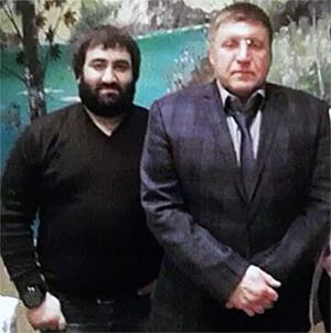 Мага Геранбойский и Андрей Беляев - Хобот