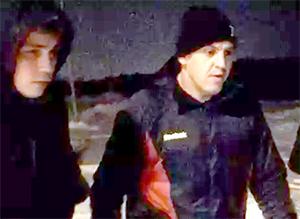 Участники банды, вымогавшие деньги за паркову в Екатеринбурге