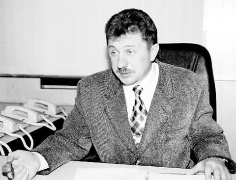 Виктор Чекан