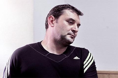 Бывший полковник Александр Губанов