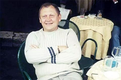 Криминальный авторитет Михаил Глущенко - Миша Хохол