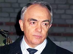 Бывший директор ФСИН Юрий Калинин