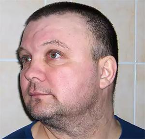 Уголовный авторитет Михаил Михайлов