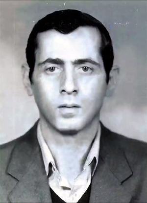 Вор в законе Зураб Цинцадзе - Зурик, Грузин