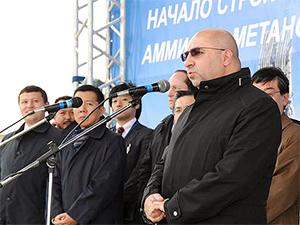 На переднем плане: Анатолий Балло