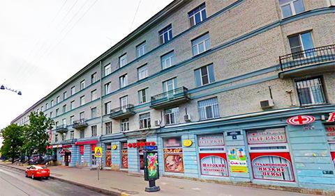 Дом на ул.Елизарова