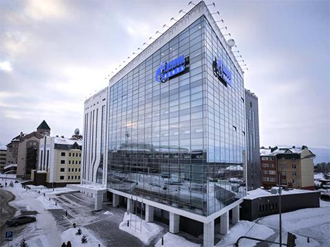 Офис ООО «Газпромнефть - Хантос» в Ханты-Мансийске