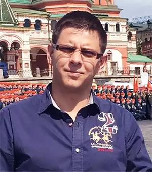 Михаил Михальцев