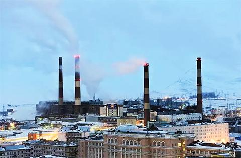Норильский горно-металлургический комбинат (НГМК)