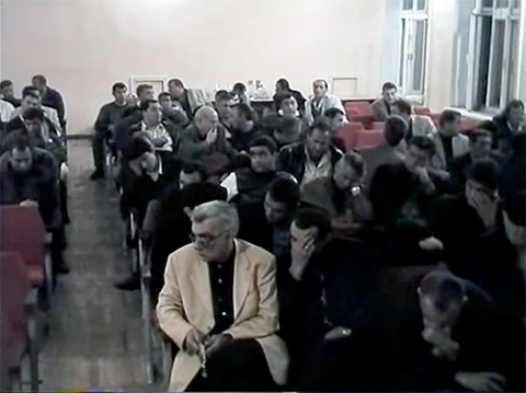 Крупная воровская сходка в Одессе, прерванная силовиками