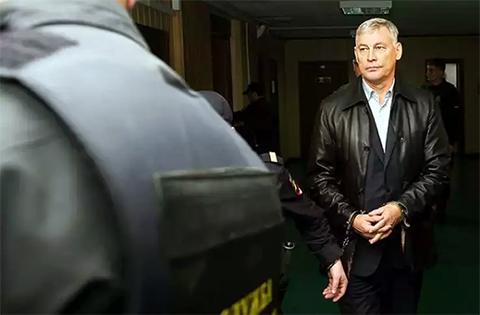 Виктор Ардабьевский - арест