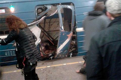 Все станции петербургского метро закрыты на вход и выход