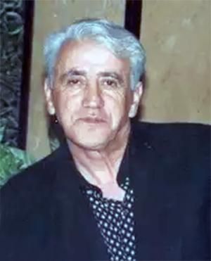 Вор в законе Джемал Хачидзе - Джемал Сурамский