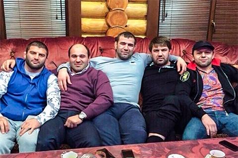 «Братва» на страже интересов Сагида Муртазалиева