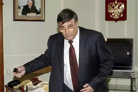 Совладелец холдинга «Форум» Николай Негодов