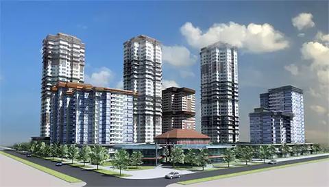 Жилой комплекс в историческом центре города должен был стать визитной карточкой Краснодара