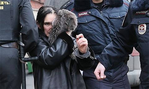 Арест Ларисы Маркус