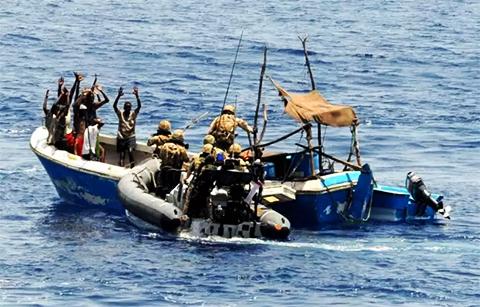 Борьба с пиратством
