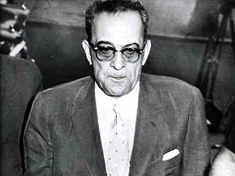 Вито Дженовезе в суде