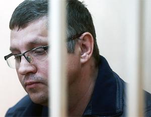 Андрей Горьков в суде