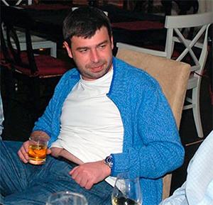Борис Ушерович