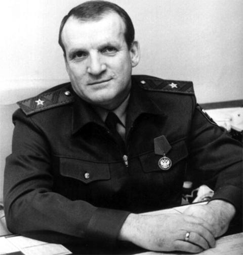 Валерий Краев