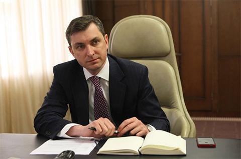 Глава Государственной фискальной службы Украины Игорь Олегович Билоус -