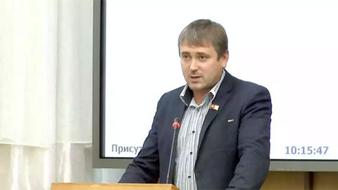 Иван Серебряков