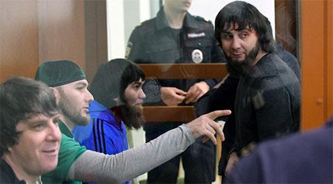 Суд над убийцами Немцова