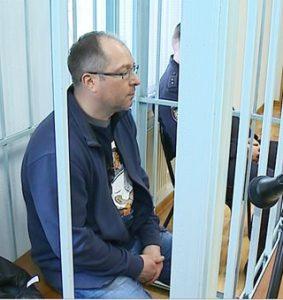 Дмитрий Куликов в суде