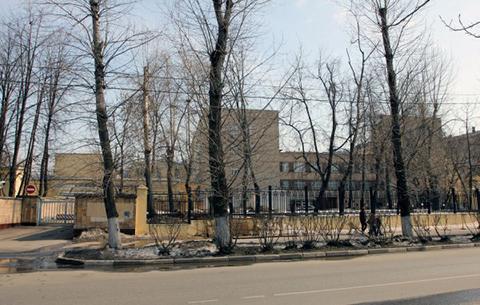 СИЗО Лефортово фото