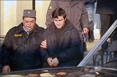 Арест Али Каитова