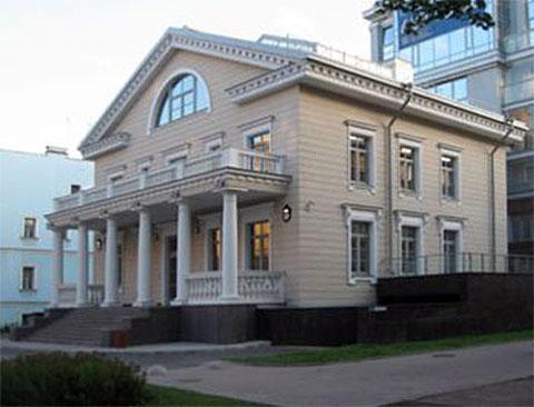 Этот особняк ЦРИП купил в Питере, его ремонт обошелся в 131 млн рублей из бюджета Ямала