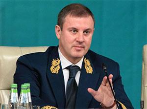 Иван Валентик и Рослесхоз