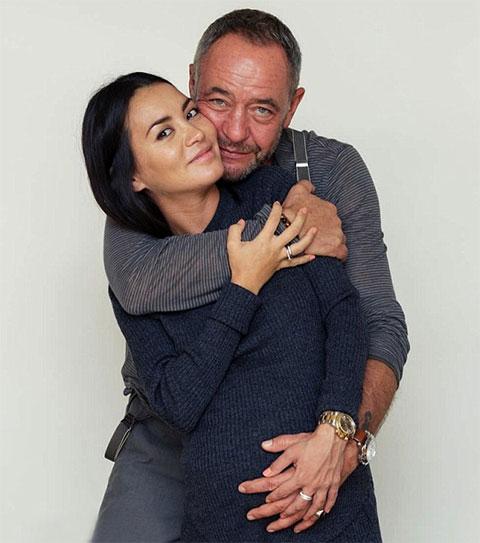 Михаил Лесин и Виктория Рахимбаева
