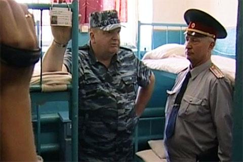 Александр Реймер шесть лет назад в ИК№5