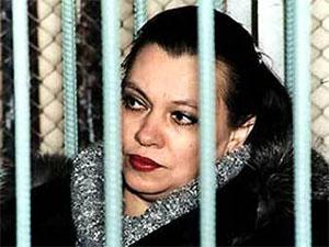 Валентина Соловьева на суде