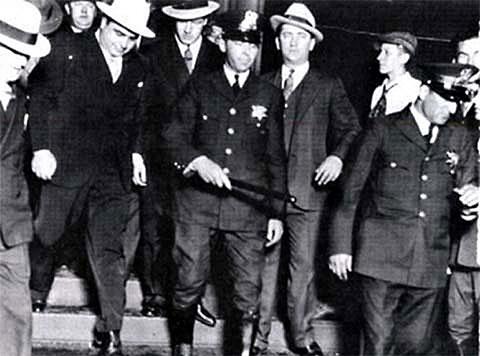 Арест Аль Капоне