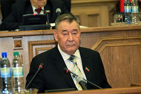 Вагиз Мингазов