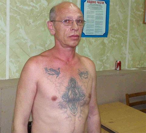 Вор в законе Александр Захаров - Шурик Захар