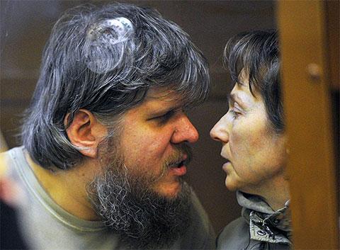 """Жанна Фролушкина и """"Бог Кузя""""  в суде"""