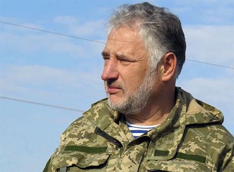 Павел Жебровский