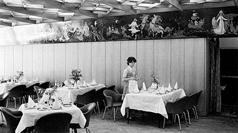 Культовый ресторан