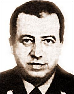 Генерал-лейтенанта Александр Орлов