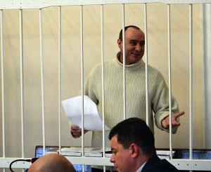 Геннадий Басов в суде