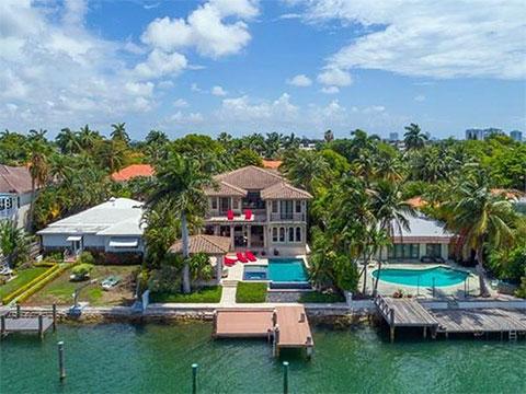 Один из объектов недвижимости генерала Петухова в Майами