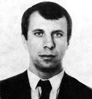 Криминальный авторитет Сергей Тимофеев (Сильвестр)