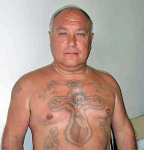 Вор в законе Владимир Зятьков - Зятек