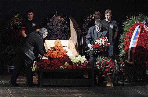 Андрей Панин фото умершего