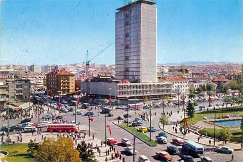 Анкара -1975 год